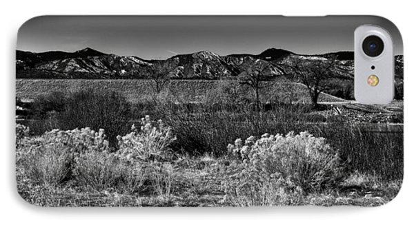 The South Platte Park Landscape II Phone Case by David Patterson