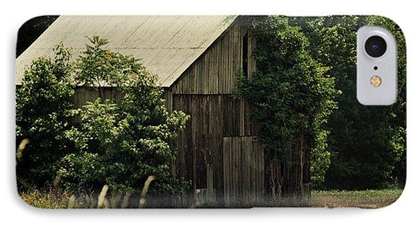 The Summer Barn Phone Case by Rebecca Sherman