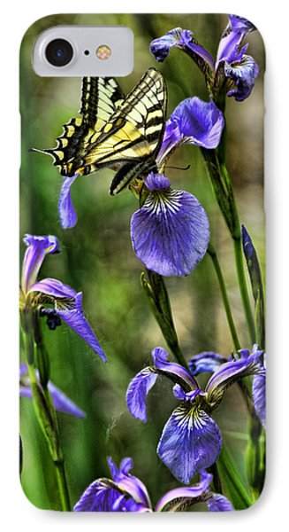 The Swallowtail IPhone Case