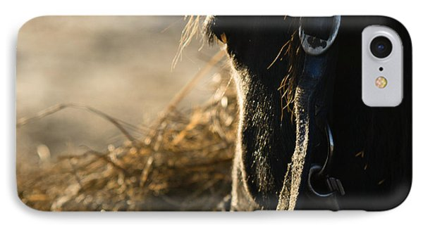 The Taste Of Fresh Hay  Phone Case by Angel  Tarantella