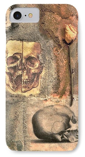 The Tomb Phone Case by Catherine Conroy