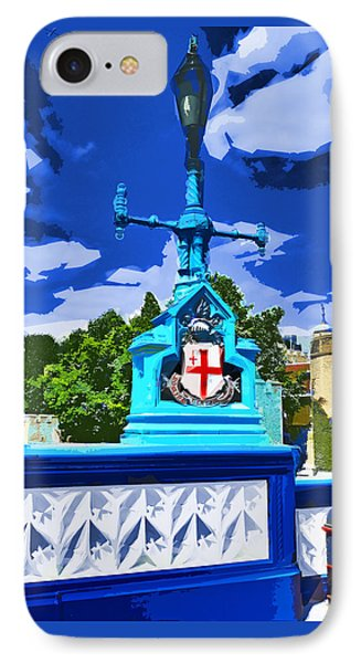 The Tower Lamp Post Phone Case by Steve Taylor