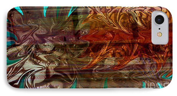 The Train Wreck Phone Case by Robert Meanor