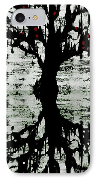The Tree The Root Phone Case by Amy Sorrell