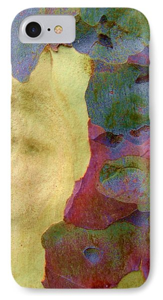 The True Colors Of A Tree IPhone Case by Robert Margetts