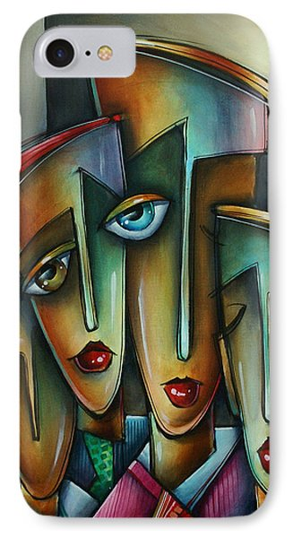 The Union Phone Case by Michael Lang