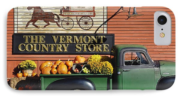 The Vermont Country Store IPhone Case by John Greim