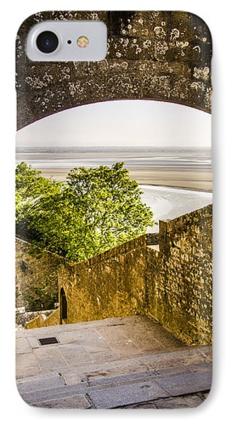 IPhone Case featuring the photograph The View by Marta Cavazos-Hernandez