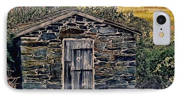 The Water Shed Bristol Rhode Island IPhone Case by Tom Prendergast