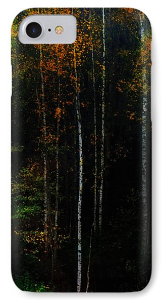 The Way To Glow From The Darkness Phone Case by Jenny Rainbow