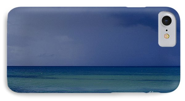 The Weather Is Changing Phone Case by Heiko Koehrer-Wagner