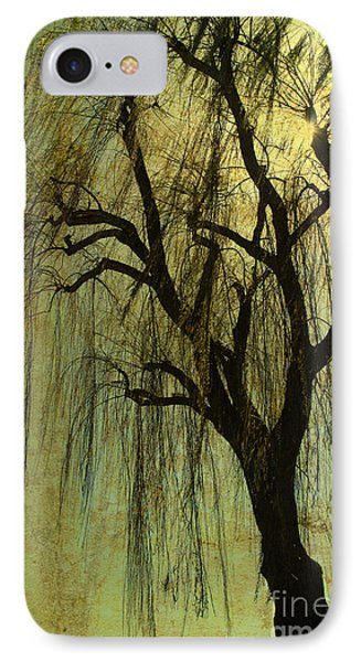 The Willow Tree Phone Case by Susanne Van Hulst