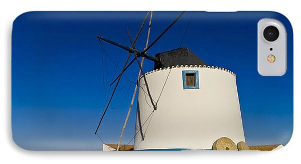 The Windmill Phone Case by Heiko Koehrer-Wagner
