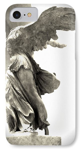 The Winged Victory - Paris Louvre IPhone 7 Case