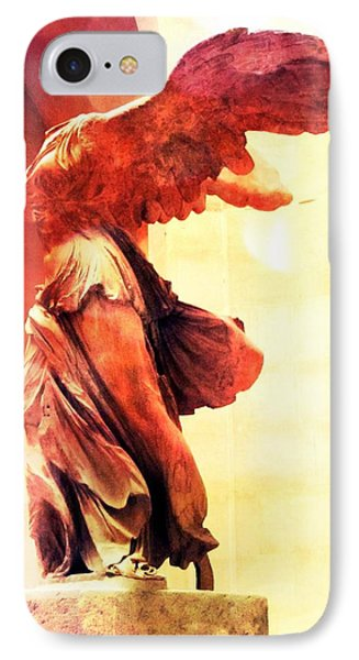 The Winged Victory  IPhone Case
