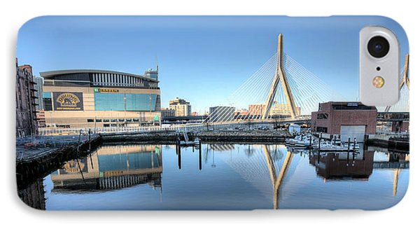 The Zakim Phone Case by JC Findley