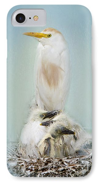 They Have My Nose IPhone Case by Betty LaRue