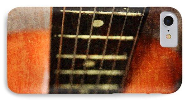 This Old Guitar Phone Case by Martina Fagan