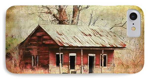 This Old House Phone Case by Judi Bagwell