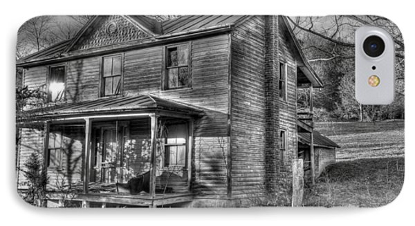 This Old House Phone Case by Todd Hostetter