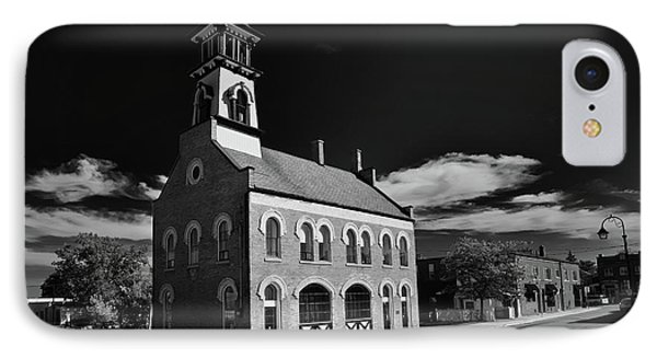 Thorold's Old Fire Hall Phone Case by Guy Whiteley