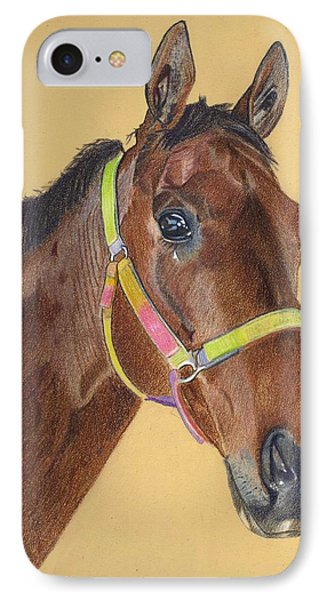 Thoroughbred IPhone Case