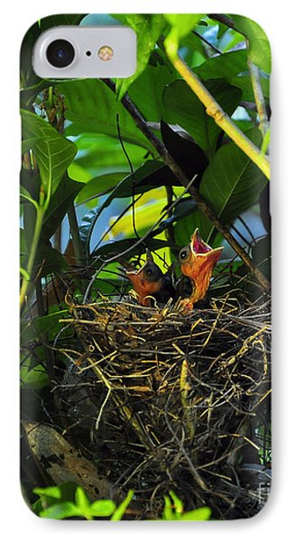 Three Of A Kind IPhone Case by Al Powell Photography USA