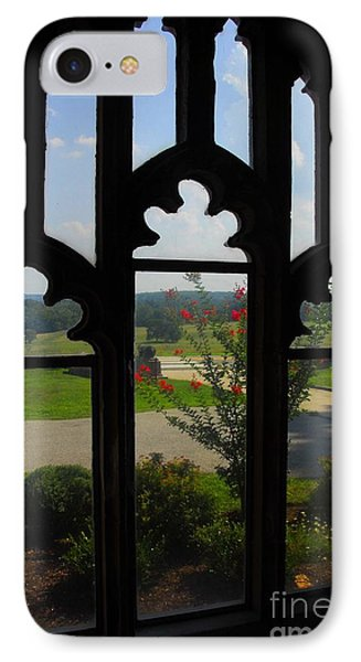 Through The Chapel Arches IPhone Case by Cindy Manero