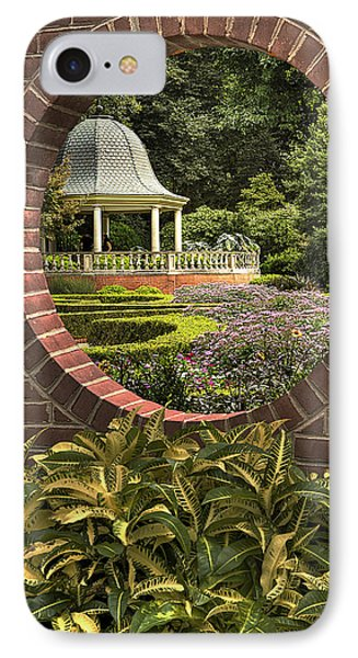 Through The Garden Wall Phone Case by William Fields