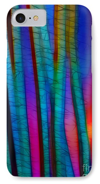 Through The Trees Phone Case by Judi Bagwell