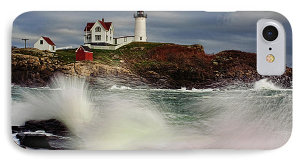 Thundering Tide IPhone Case by Rick Berk