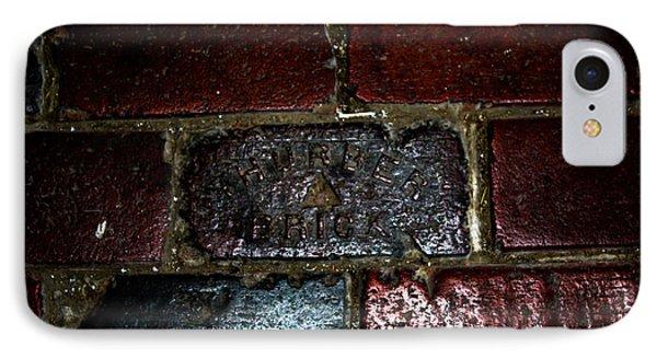 Thurber Brick IPhone Case