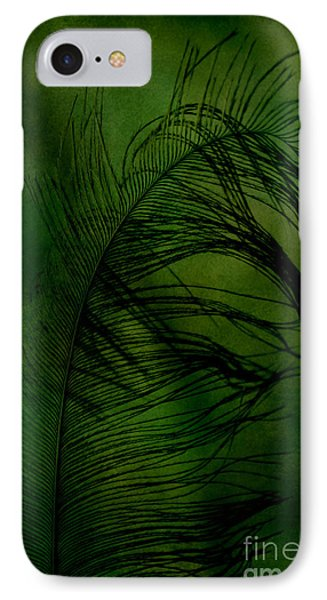 IPhone Case featuring the photograph Tickled Green by Robin Dickinson