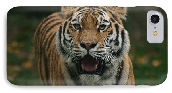 Tiger Phone Case by David Rucker