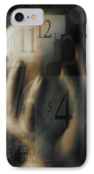 Time Confusion Phone Case by Gun Legler