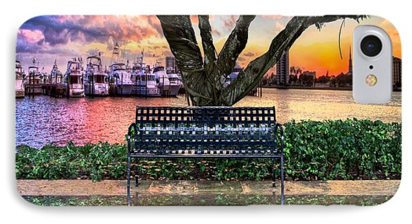 Time For Reflection Phone Case by Debra and Dave Vanderlaan