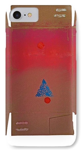Tipi With Fire Phone Case by Charles Stuart