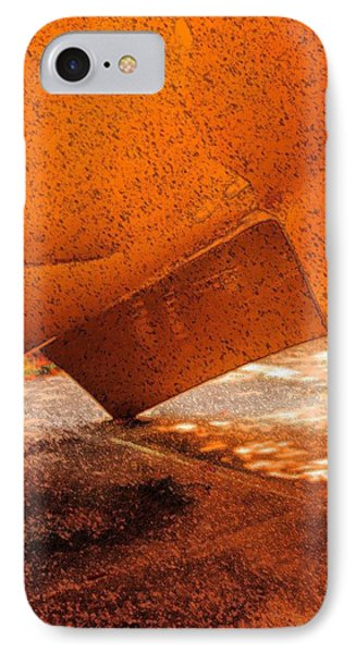 Tipping Point Phone Case by Marcia Lee Jones