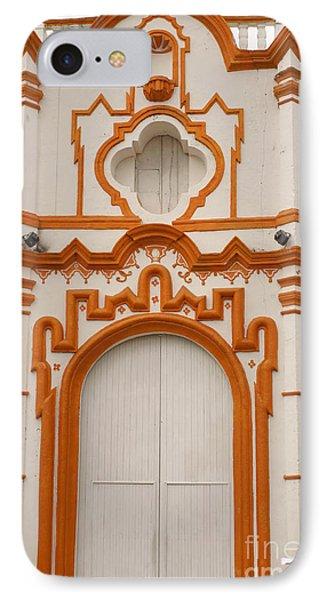 Tlacotalpan Church Veracruz Mexico Phone Case by John  Mitchell