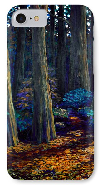 To The Woods IPhone Case by Jeanette Jarmon