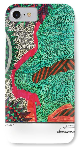 To Wols IPhone Case by Jerry Conner
