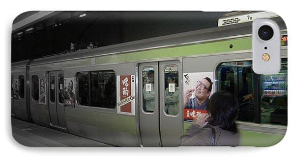 Tokyo Metro IPhone Case