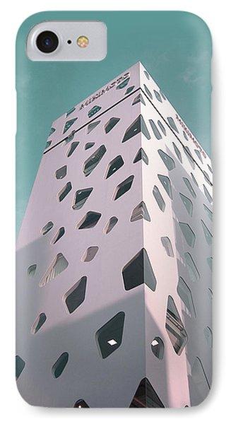 Tokyo Skyscraper IPhone Case by Naxart Studio