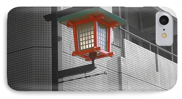 Tokyo Street Light IPhone Case