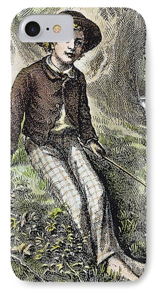 Tom Sawyer, 1876 IPhone Case