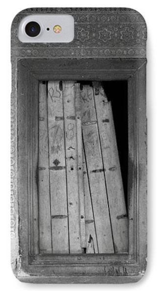 IPhone Case featuring the photograph Tomb Door by David Pantuso