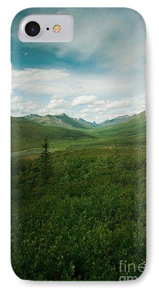 Tombstone Mountain Phone Case by Priska Wettstein