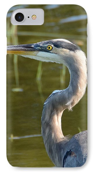 Too Close For Comfort Phone Case by Carol  Bradley