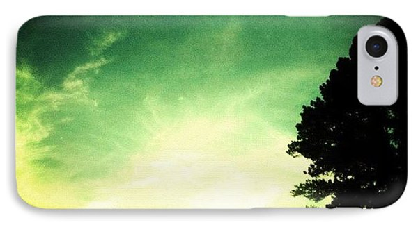Took The Scenic Route Home IPhone Case by Katie Williams