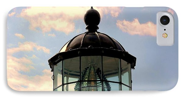 Top Of Bonita Lighthouse Phone Case by Kathleen Struckle